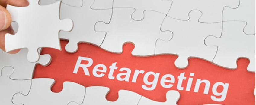 Retargeting: publicidad segmentada.