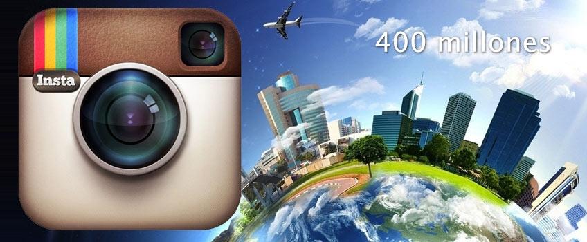 Instagram superó a Twitter! Ya suma 400 millones de usuarios